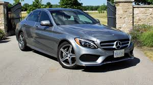 mercedes benz 2016 2016 mercedes benz c300 4matic test drive review