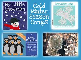 cold winter songs to celebrate the season let s play