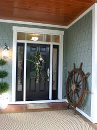 Black Front Door Ideas Pictures Remodel And Decor by Decorating Great Contemporary Door Wreaths Decoration U2014 Hqwalls Org