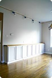 wall cabinets on floor thrifty decor how to build built ins the built ins were