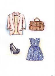 55 best clothes sketches images on pinterest fashion