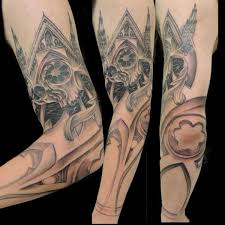 church tattoo by firefly tattoo