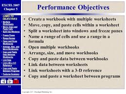 links to objectives multiple worksheets multiple worksheets move