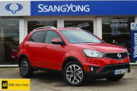 ssangyong m t cars subaru great wall ssangyong