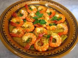 recette cuisine orientale gambas aux épices façon orientale recette coquillages et