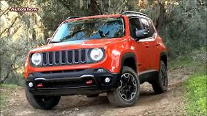 red jeep renegade 2016 2016 jeep renegade offroad test youtube