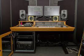 studio rack desk recording studio