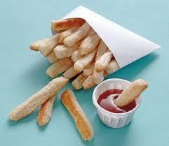 cuisine trompe l oeil des frites et du ketchup en trompe l oeil momes
