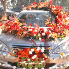 Home Decor In Kolkata Wedding Car Decoration In Kolkata