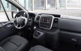 opel vivaro opel vivaro van is a real luxury vehicle for entire family soulsteer