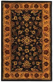 Black Gold Rug Gj250d Safavieh Golden Jaipur Area Rugs