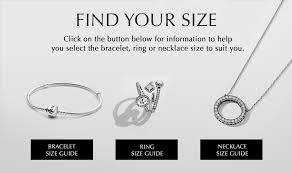 pandora bracelet size images Bracelet necklace ring size guides pandora jewelry us jpg