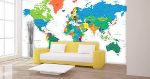 world map with country names contemporary wall decal sticker erase world map wall decals country names dezign with a z