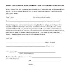 sample letter of recommendation for scholarship 29 examples in