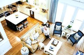 open plan kitchen living room design ideas open plan small kitchen living room ideas on how to furnish an