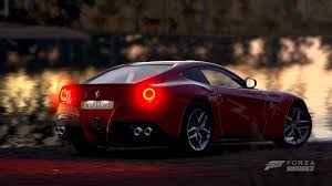 gold ferrari wallpaper forza horizon 3 cars