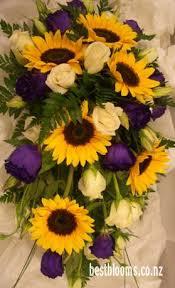 Sunflower Bouquets Gerbera Bouquets Auckland Wedding Flowers Gerberas And