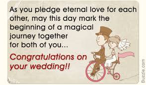 congratulations on your wedding from your heart words of congratulations for a wedding