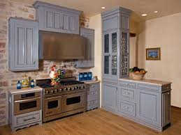 what color floor with blue cabinets beautiful blue kitchen design ideas