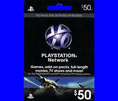 ps4 gift card 50 us playstation network store psn gift card for ps4 ps3 ps