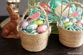 eater baskets mini plastic cup diy easter baskets diy inspired