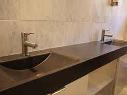 bathroom trough sink with two faucets pictures decorations large
