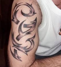 tribal sleeve tattoos