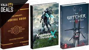 gawker amazon books black friday today u0027s best gaming deals the witcher 3 25 off game guides and