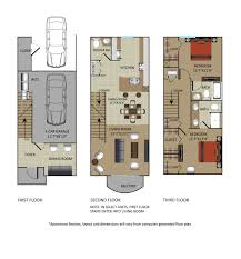 Picture Of A Floor Plan by Floor Plans Of Gables Marbella In Boca Raton Fl