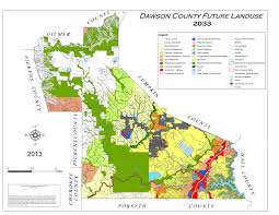 City Of Atlanta Zoning Map by Maps And Gis Dawson County