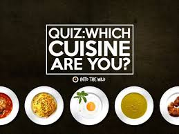 which cuisine are you playbuzz