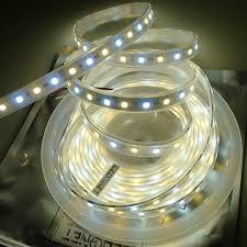 brightest led strip light amazon com ledenet super bright warm white daylight dual color
