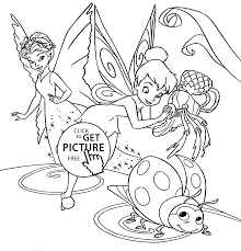 disney coloring pages gt tinker bell painting coloring pages