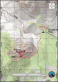 Delta Utah Map by Hiking Crystal Peak Delta Road Trip Ryan