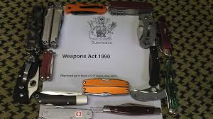 Kitchen Knives Australia by Knife Laws In Queensland Australia Youtube