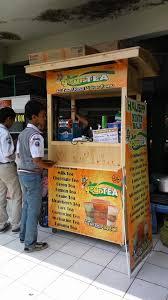 Teh Racek waralaba teh your tea home