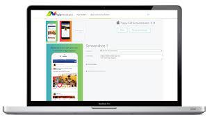 app screenshot maker screenshot builder screenshot generator