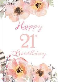 21st birthday cards buy u0026 send funky pigeon