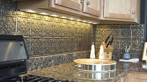 metal kitchen backsplash ideas kitchen astonishing metal kitchen backsplash ideas metal