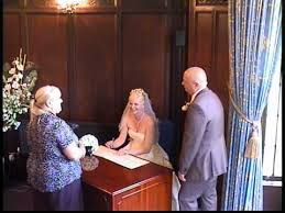 wedding registry uk wedding ceremony part 2 at the registry office in dudley uk