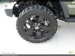 2009 jeep wrangler wheels 2009 jeep wrangler unlimited custom wheel and tire photo 54618627