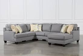 Sectional Sofa With Chaise with Sofa Graceful 4 Piece Sectional Sofa With Chaise Inspiration As