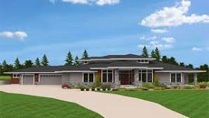 modern style house plans modern house plans small contemporary style home blueprints