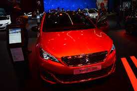 peugeot sport car the new peugeot 308 gti by peugeot sport u2013 webloganycar