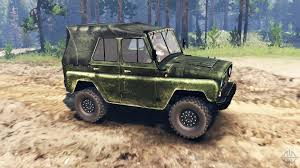 uaz 2016 469 for spin tires