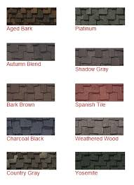 Roof Tile Colors Presidential Tl Roofing Shingles Bellevue Sammamish Redmond Wa