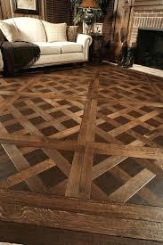 Hardwood Floor Border Design Ideas Wood Floor Border Design Ideas Basketweave Tile And Wood Floor