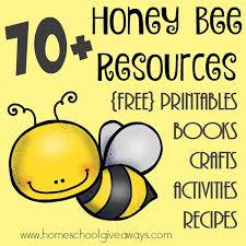 70 honey bee resources free printables crafts u0026 more