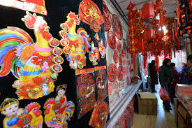 New Year Decorations Uk chinese new year 2017 where did the zodiac animals come from