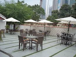 Patio Table And Chair Sets Modern Makeover And Decorations Ideas Outdoor Restaurant Tables